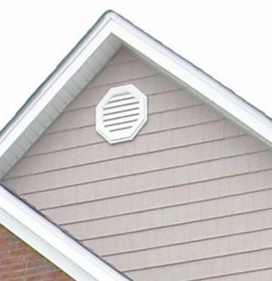 Фронтонная вентиляционная решетка